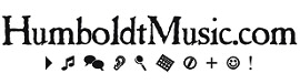 HumboldtMusic.com at CafePress