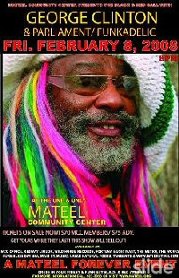George Clinton Tickets Going Fast