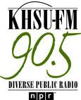 KHSU Online Radio Broadcast - khsulogo.jpg